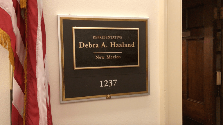 What happens to Deb Haaland's House seat?