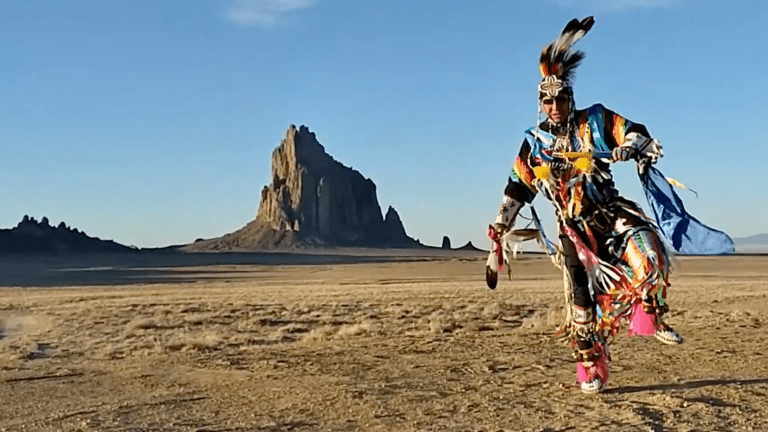 'Parade Across America' has Indigenous touch