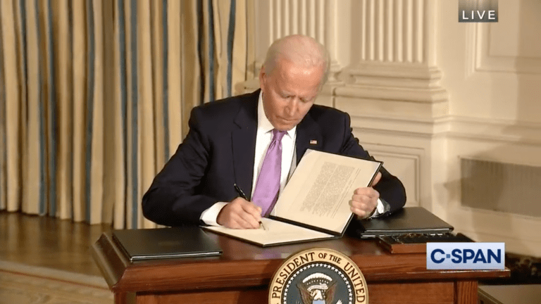 Joe Biden: 'Tribal sovereignty will be a cornerstone'