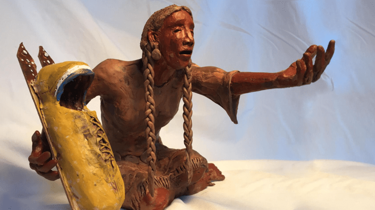 Tribes want Native statue to replace one tied to massacre