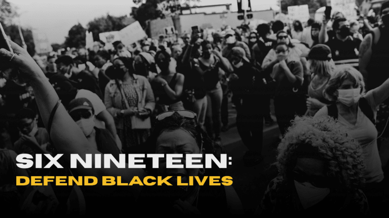 #SixNineteen Weekend of Action kicks off with 300+ events nationwide