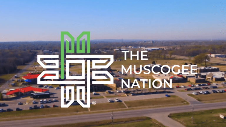 Muscogee declaring its 'own identity'