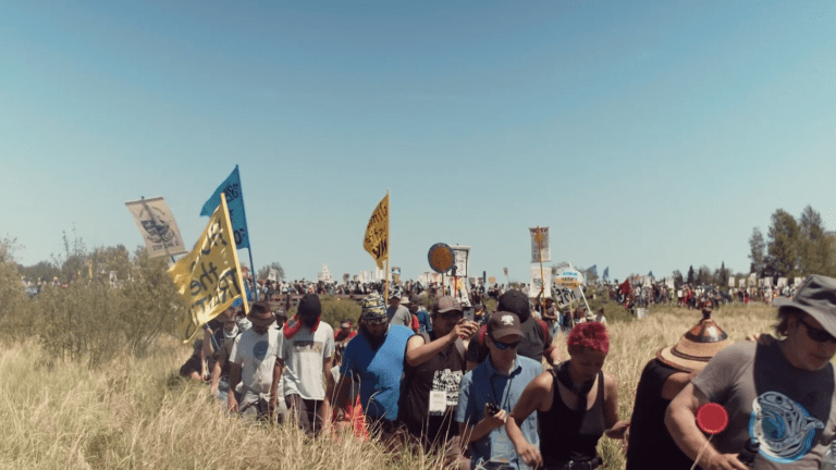Statement from RISE Coalition on Enbridge's Fire Light camp eviction letter