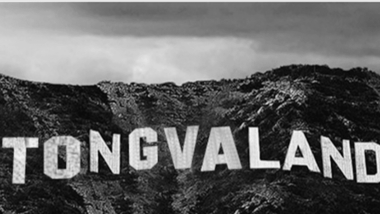 Art installations remind LA residents they're on 'TONGVALAND'