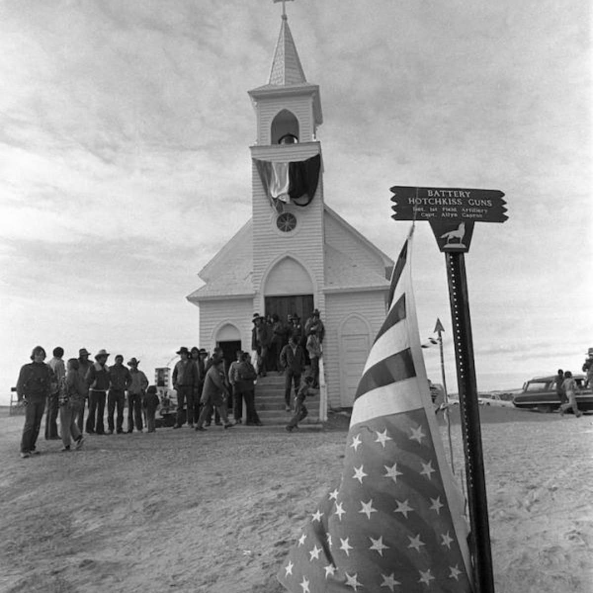 Native History: AIM Occupation of Wounded Knee Begins - Indian Country Today