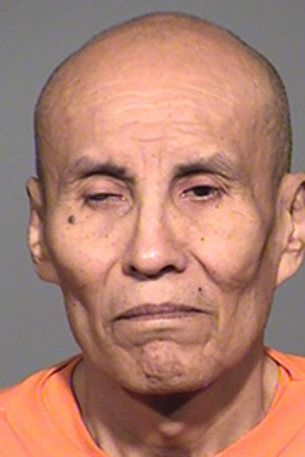 Clarence Dixon, Navajo, was convicted and sentenced to death for the 1977 killing of Deana Bowdoin, a 21-year-old Arizona State University student. (Photo by Arizona Department of Corrections, Rehabilitation and Reentry)