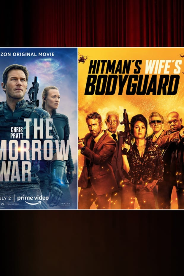 #NativeNerd review: 'Space Jam' 'Quiet Place 2' 'The Tomorrow War' and the 'Hitman's Wife's Bodyguard' by Vincent Schilling