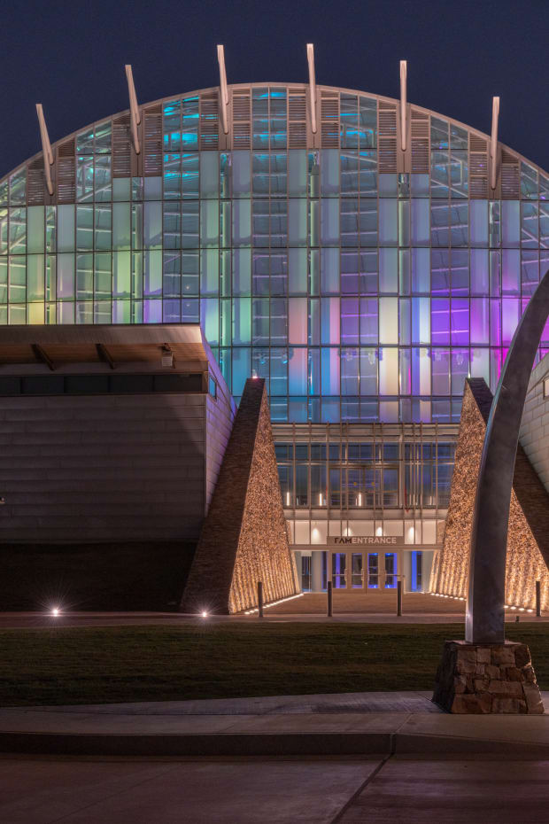 First American Musuem in Oklahoma City, Oklahoma. (Photo courtesy of the First American Museum)