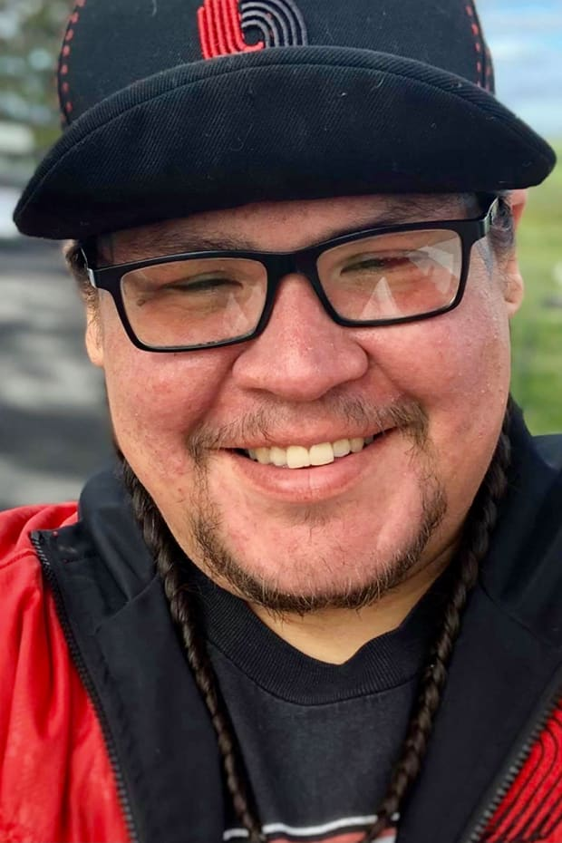 Michael Gavin, a citizen of the Confederated Tribes of the Umatilla Indian Reservation, died of COVID on Aug. 7, 2021. (Photo courtesy of the Gavin family/Underscore.news)