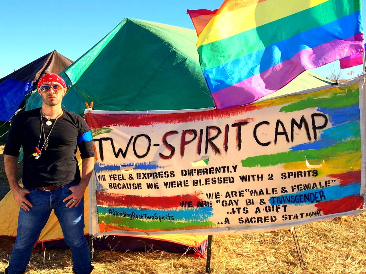Two spirit sexuality