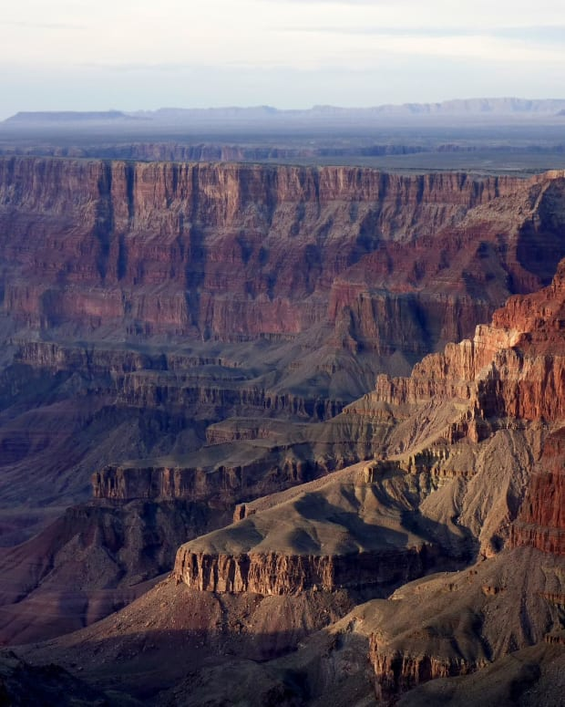 Grand Canyon. (Photo by Mark, Creative Commons)