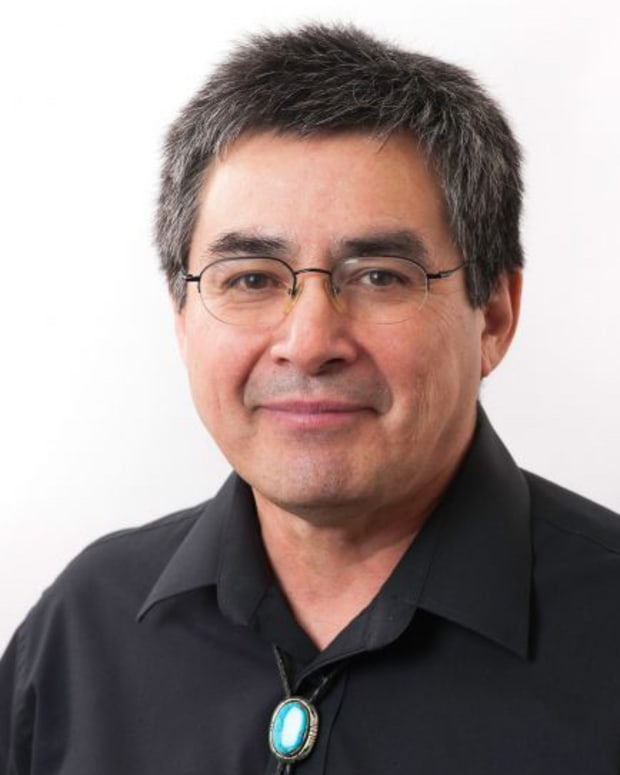 Jaime Pinkham, Nez Perce, is being considered for appointment as principal deputy assistant secretary of the Army by the Biden administration. (Photo courtesy of Columbia River Inter-Tribal Fisheries Commission)
