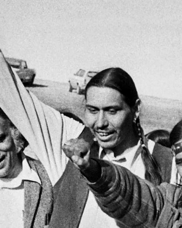 Wounded Knee - Dwain Camp
