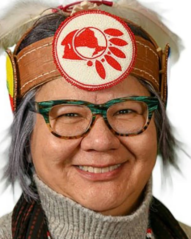 Pictured: Ontario Regional Chief RoseAnne Archibald.