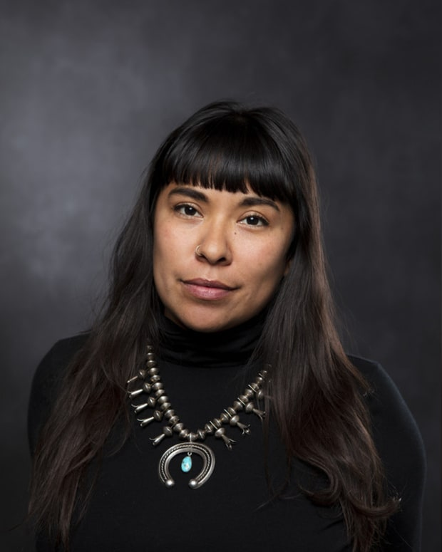 Jade Begay, Diné and citizen of Tesuque Pueblo, serves on the White House Environmental Justice Advisory Council. (Courtesy photo)