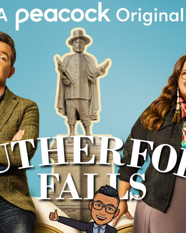 #NativeNerd review of Rutherford Falls (Peacock TV)