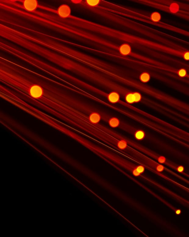 Broadband, technology, speed and cable infrastructure