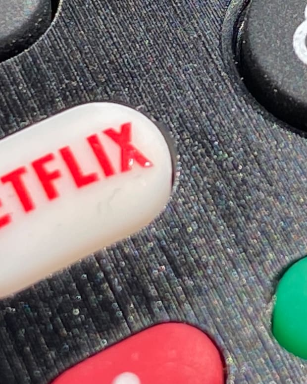 Netflix streaming service. (Photo by Indian Country Today)