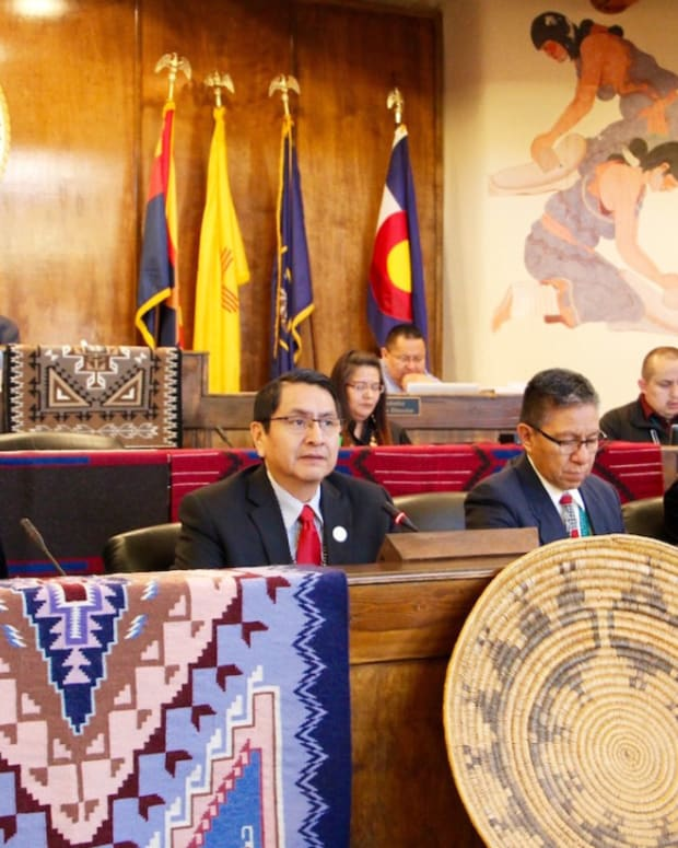 Navajo Nation - Office of the President and Vice President