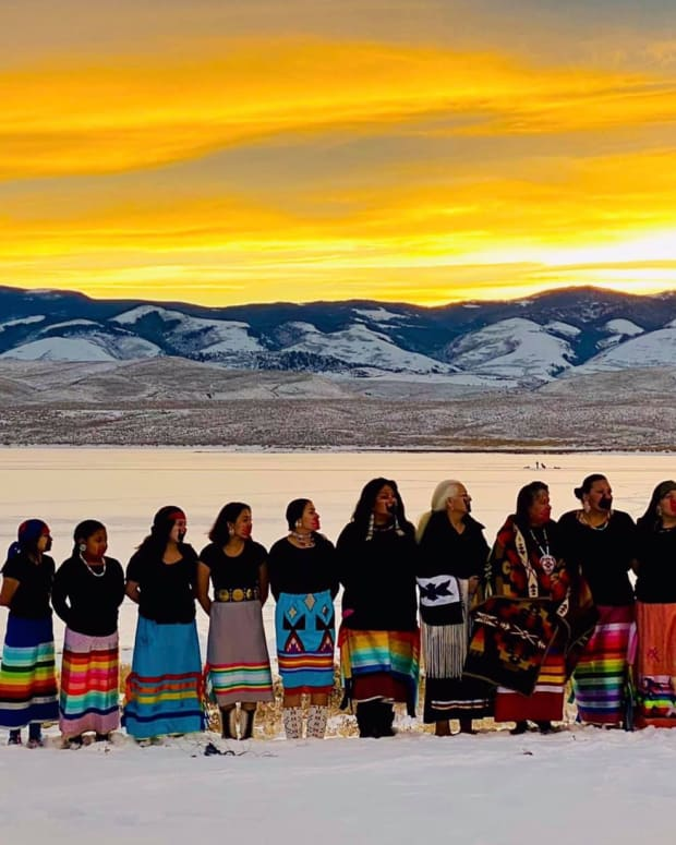 Not Our Native Daughters in Wyoming