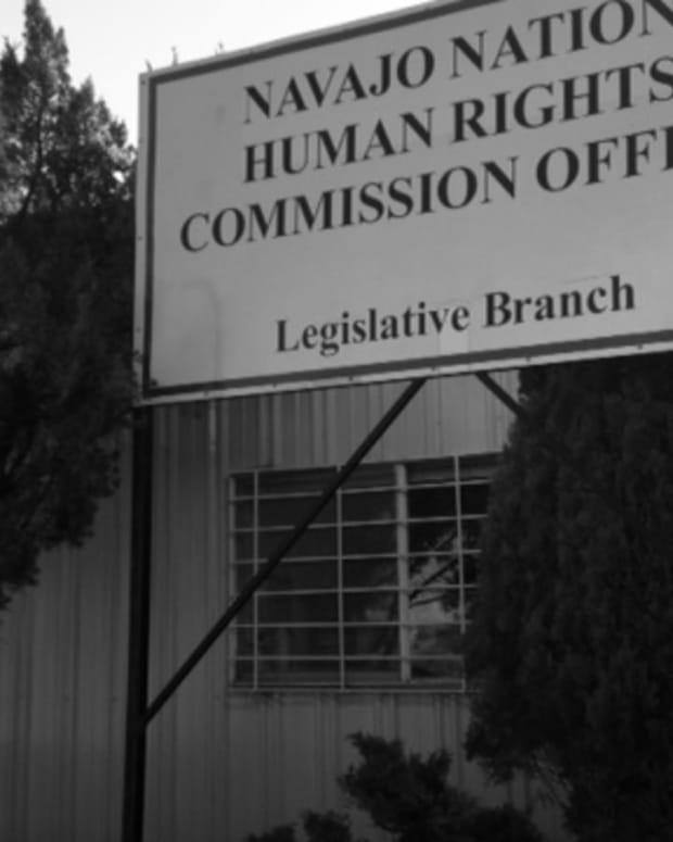 Navajo Nation Human Rights Commission - feature image