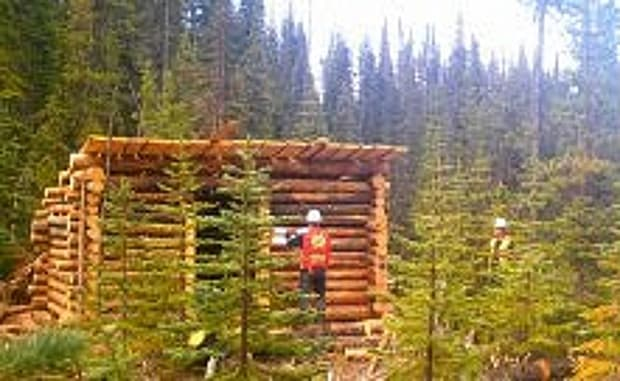 RCMP Patrol Wetsuweten Cultural Site With Assault Rifles 01 resize