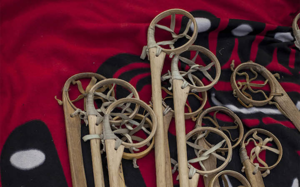 """Northland College celebrates Indigenous Culture Month in March. On March 16, a talk about the history of lacrosse will be given, as well as a showing of """"Keepers of the Game."""""""