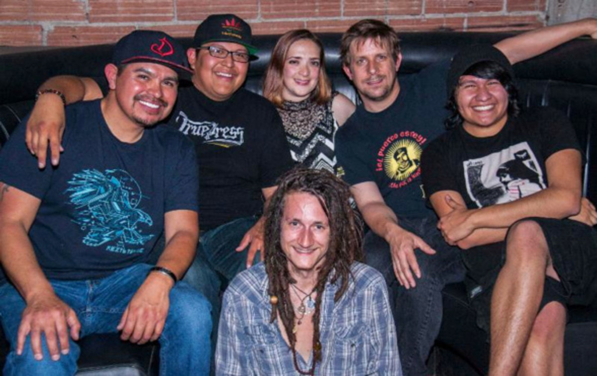 Innastate is a featured band at the IAIA Musical Festival. Courtesy image