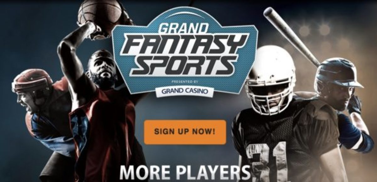 Grand Fantasy Sports was created by the Mille Lacs Band of Ojibwe, which owns and operates Grand Casino Mille Lacs and Grand Casino Hinckley in Minnesota.
