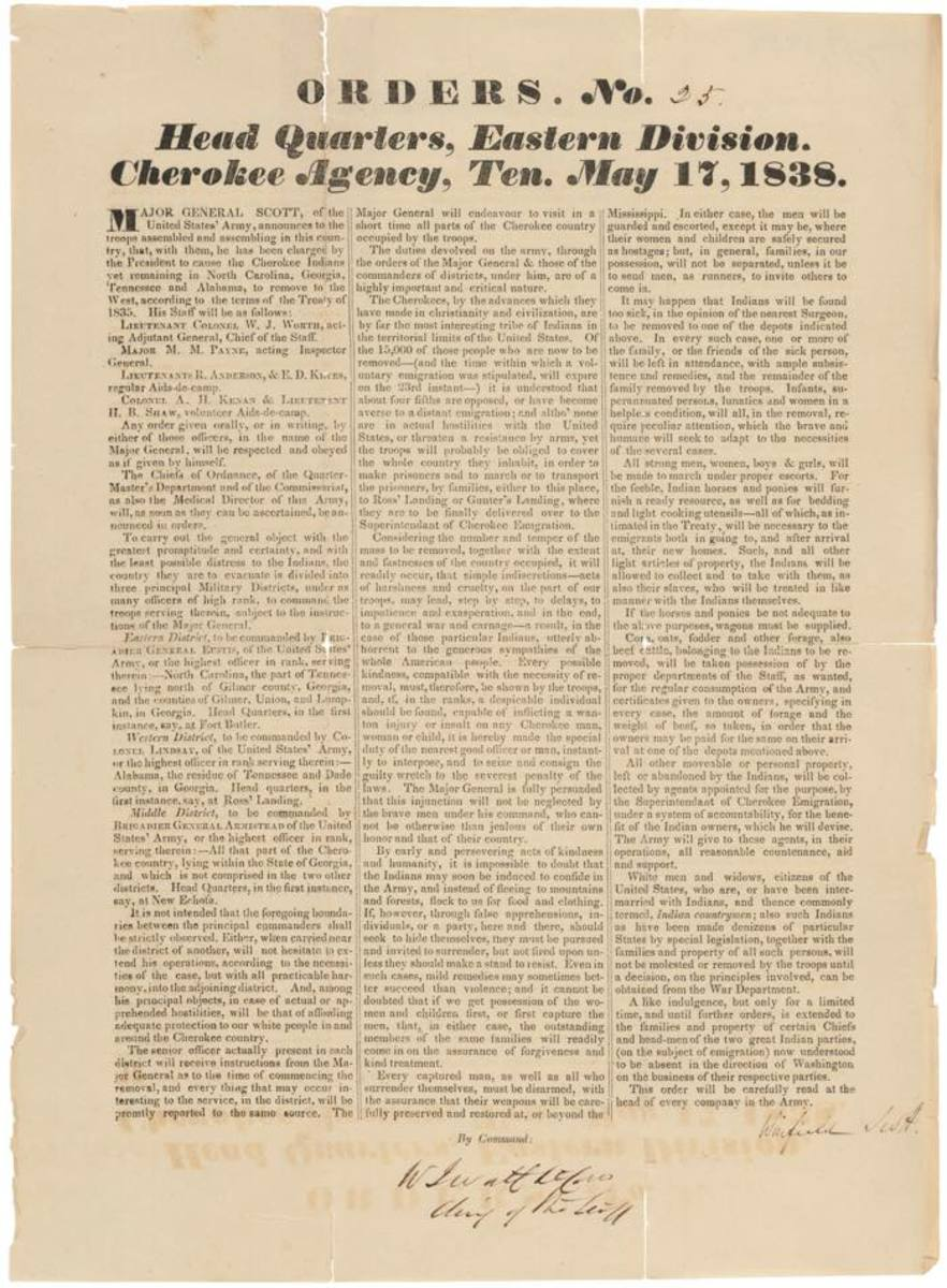 Andrew Jackson, Trail of Tears, Assimilation, Treaty of New Echota, Indian Removal, Indian Removal Act, Indian Removal Act of 1830, Martin Van Buren, Indian Territory