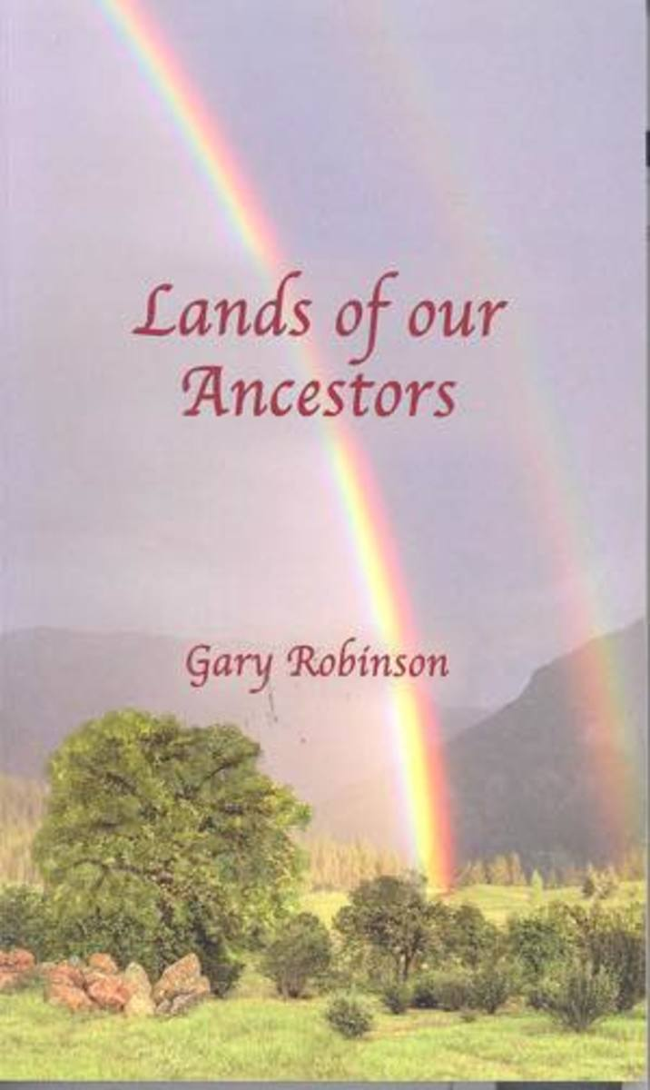'Lands of Our Ancestors,' a novel by Gary Robinson (Cherokee), is helping broaden Native education in California.