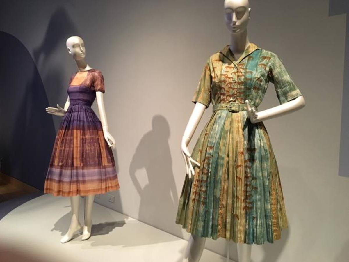 """Known as the father of contemporary Native American fashion, Lloyd """"Kiva"""" New was the first Native designer to create a successful international high-fashion brand."""