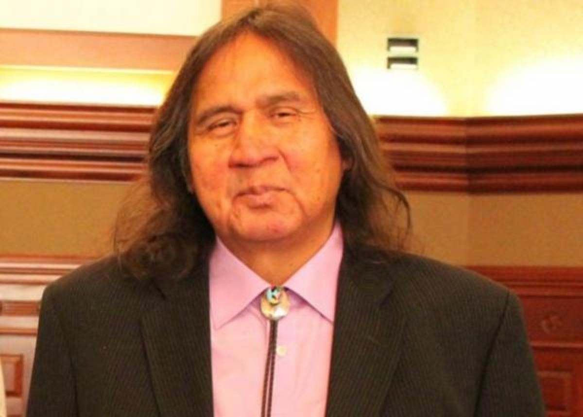 The Sioux City Human Rights Commission honored LaMere in December.