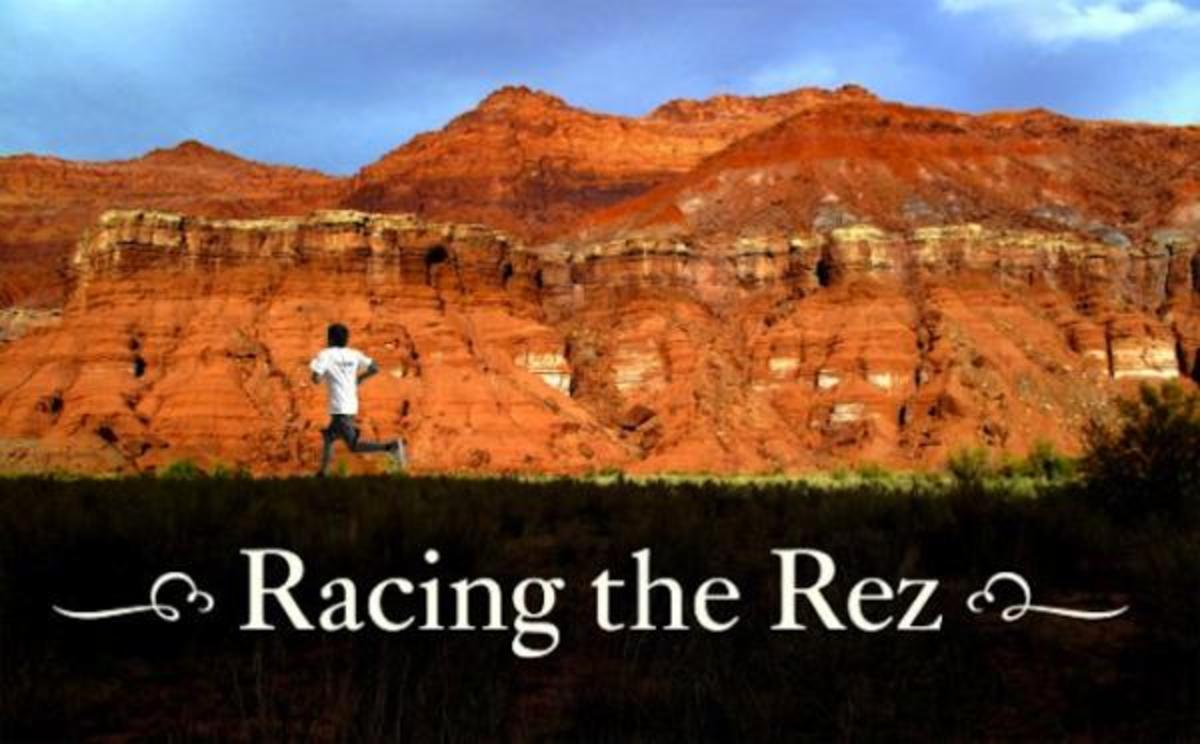 After four years, Racing the Rez is very close to making it to the screen