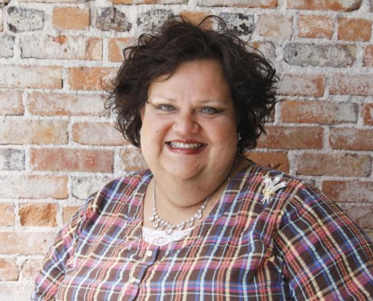 Jozi Tall Chief is the first admitted transgender/intersex Osage to run for Osage office.
