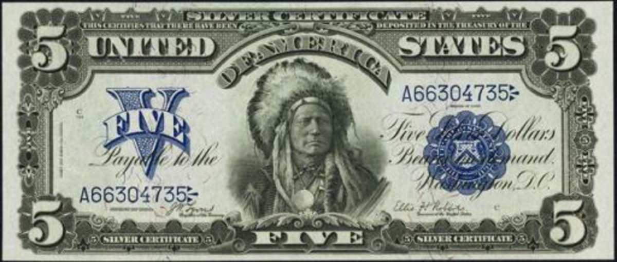 Native money is powerful, but only if we understand our power to withdraw it. Running Antelope or Tȟatȟóka Íŋyaŋke, Hunkpapa