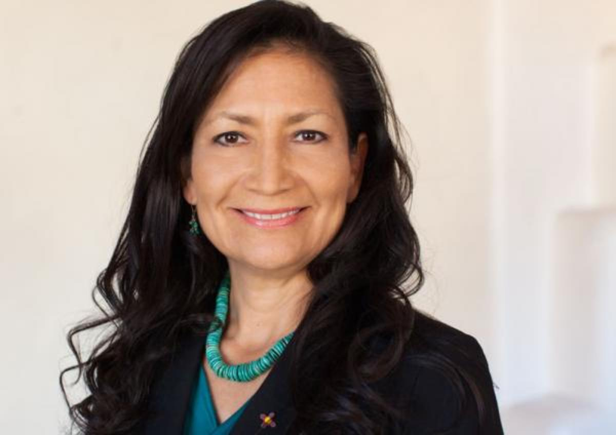 Debra Haaland making a historic run for Lt. Gov. of New Mexico