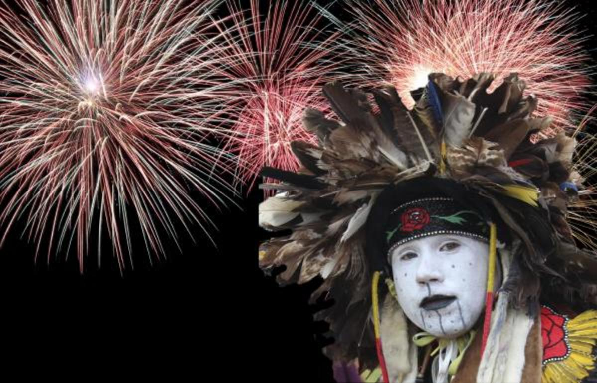 Here are 7 Ways Natives Can Celebrate the Fourth of July / Independence Day.