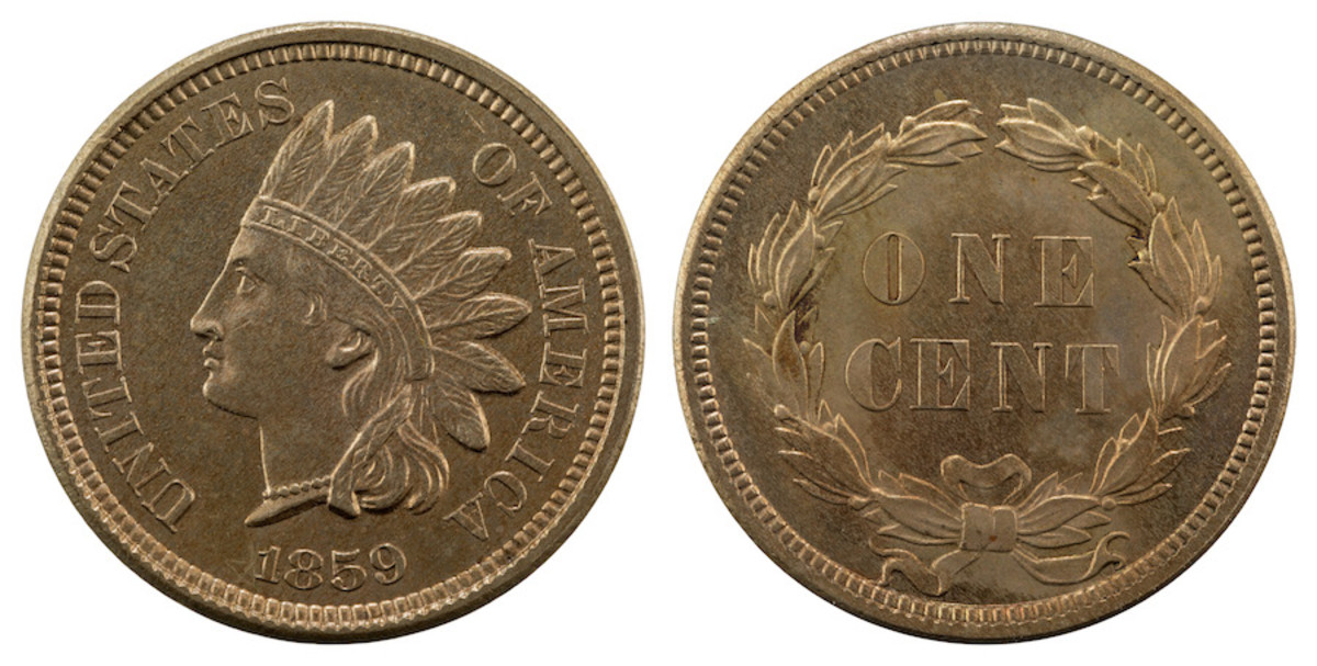 """""""Indian head penny"""""""