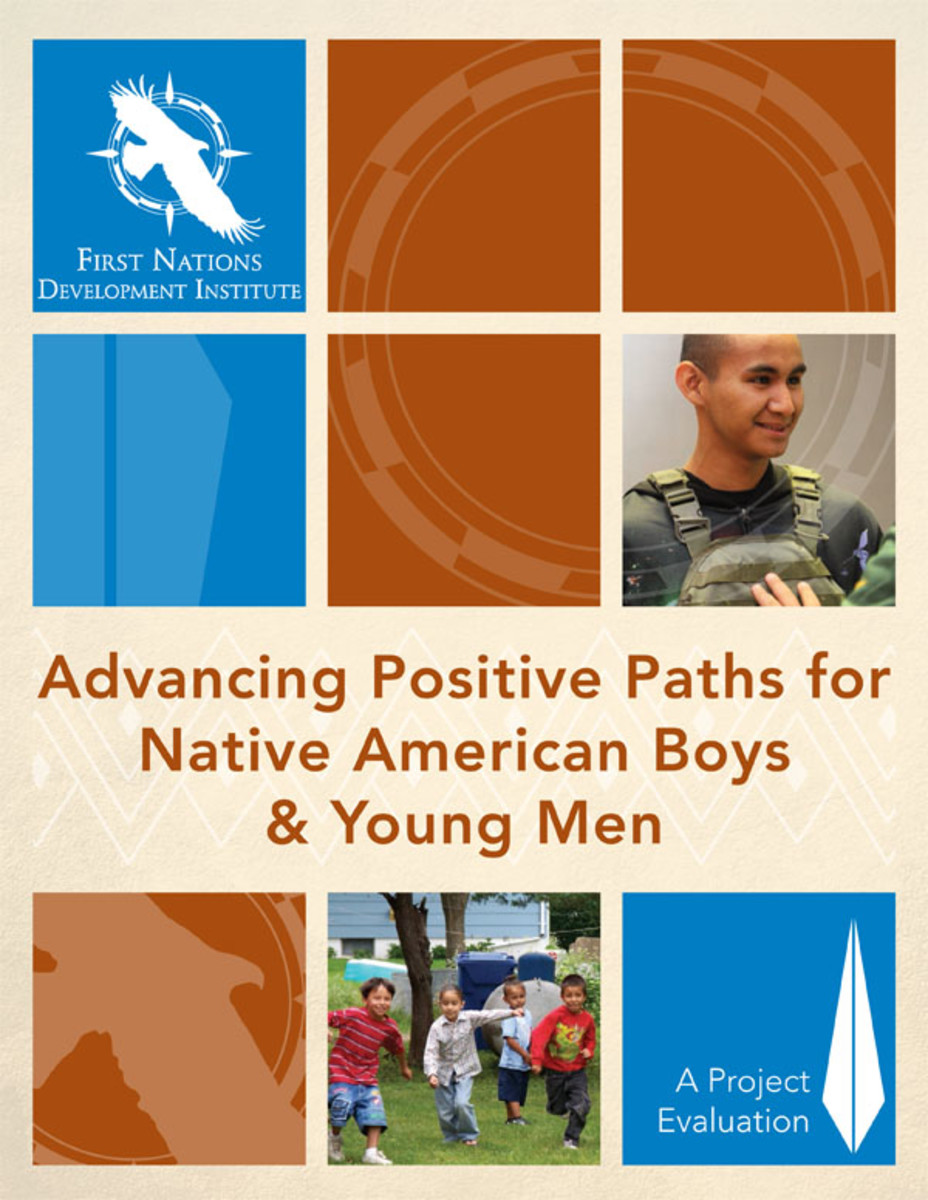 Twenty-page report by First Nations Development Institute