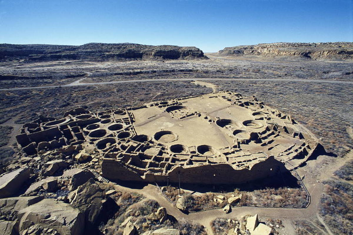 Chaco and Cahokia may have had organized trade with Toltec Mexico.