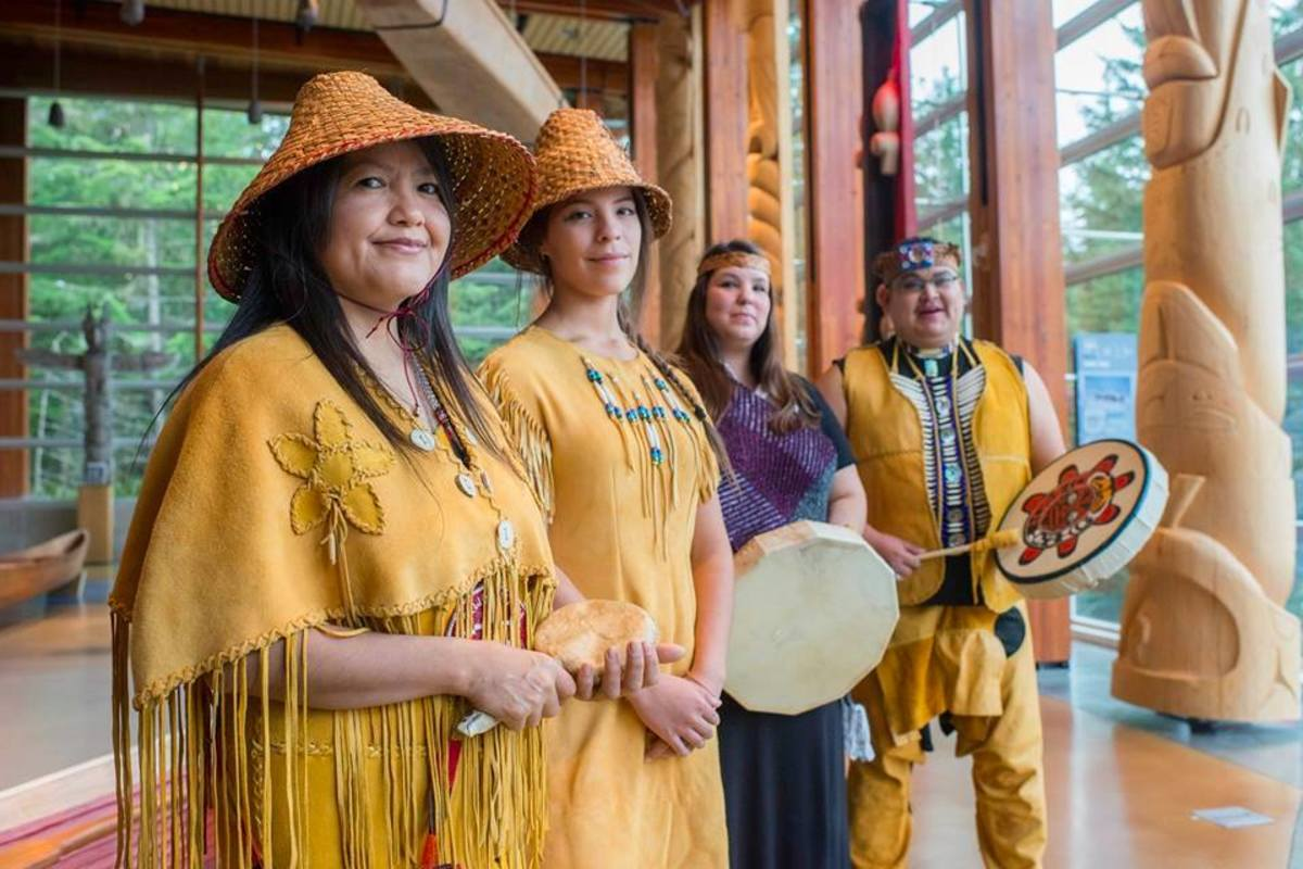 The Squamish Lil'wat Cultural Centre in Whistler, BC has an app to serve as your companion if your Native travels bring you there.