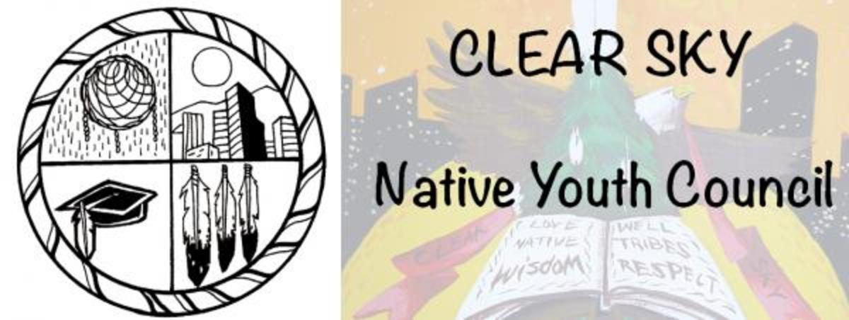 The Clear Sky Native Youth Council is just one of the programs offered by the Urban Native Education Alliance.