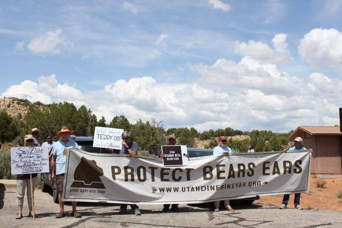 Several tribes believe the best way to protect Bears Ears is by keeping its designation as a national monument.
