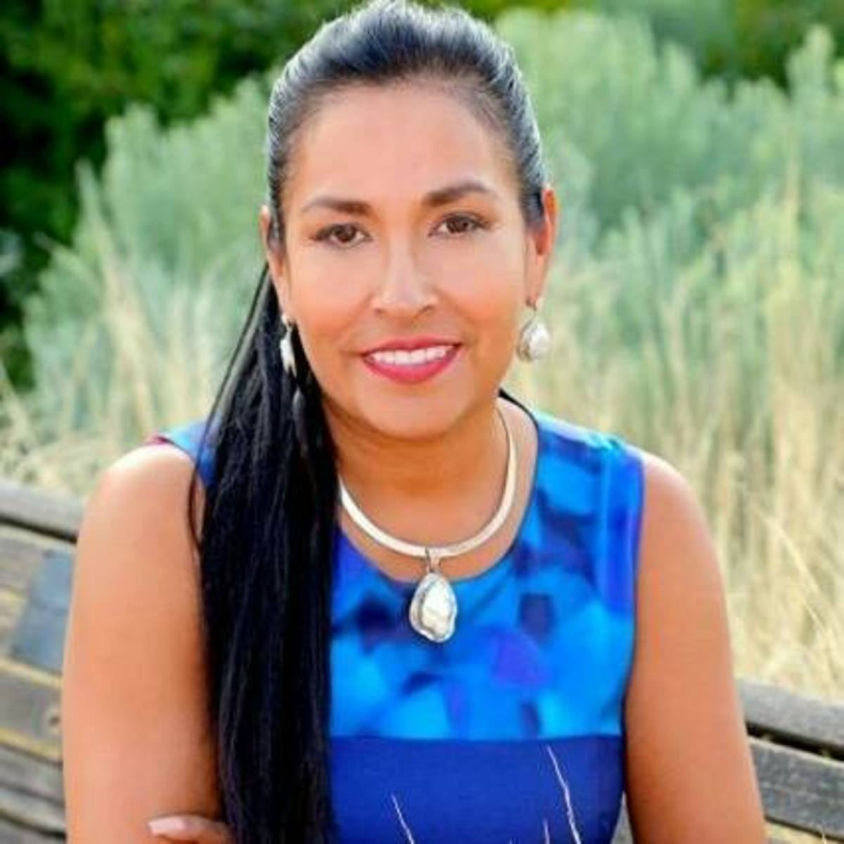 Jhane Myers (Comanche_Blackfeet) 2017 Time Warner Foundation Fellow - Courtesy Sundance Institute