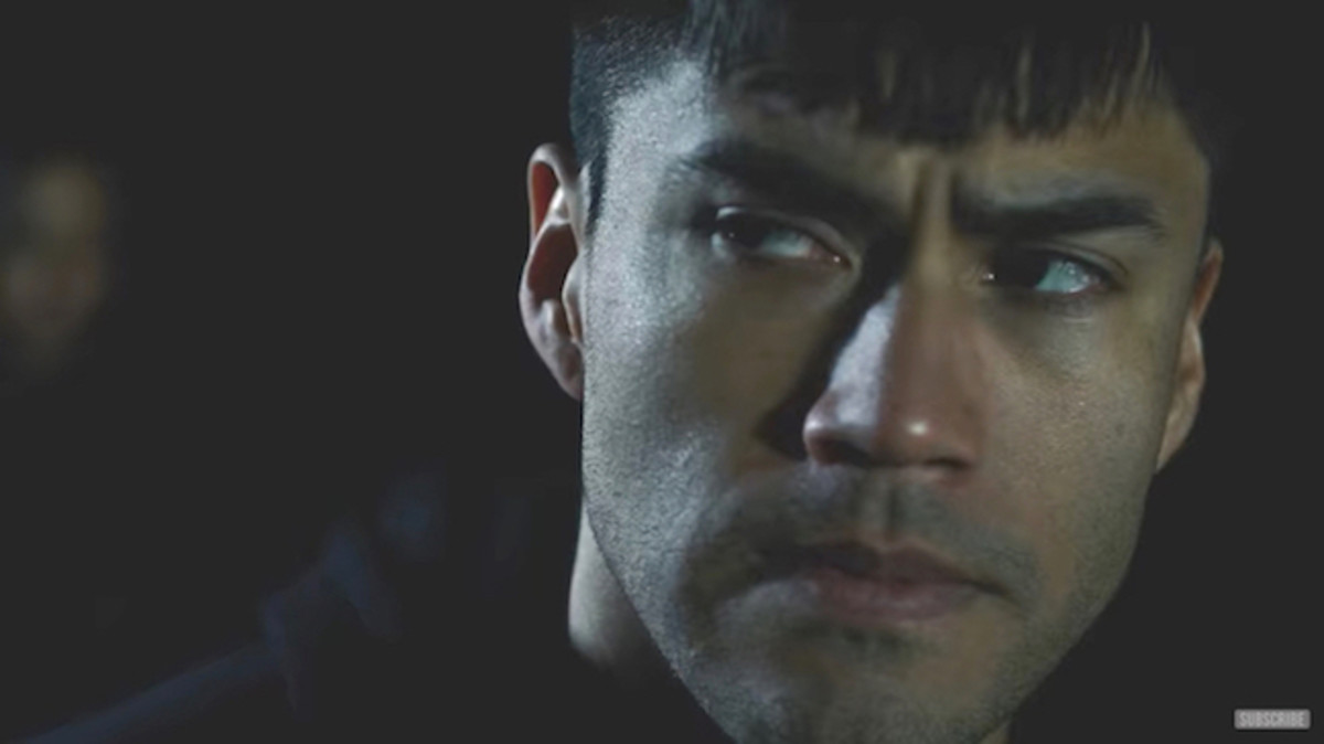 """Martin Sensmeier plays a role in Brother Ali's """"Own Life"""" video."""