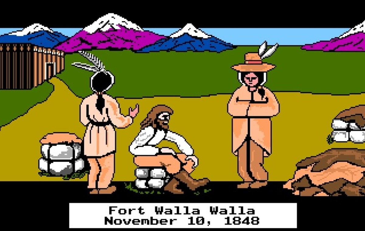 The Oregon Trail, Oregon Trail, Native American History, White Washed, White Washed history