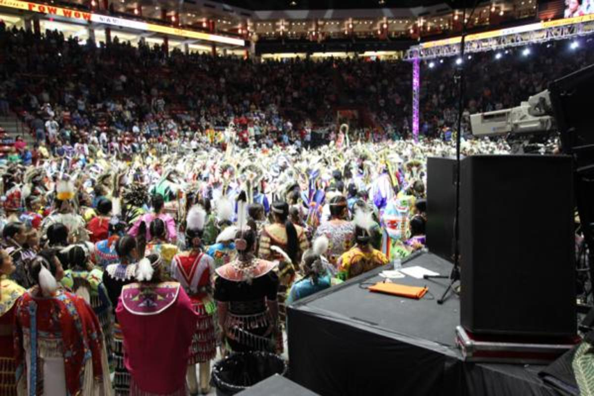 The Gathering of Nations announced a new ABQ Home at Tingley Coliseum and the New Mexico State Fairgrounds.