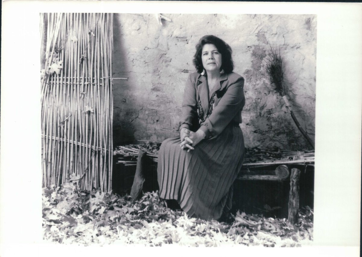 Wilma Mankiller biography book cover. (Photo courtesy of Wilma Mankiller Foundation)