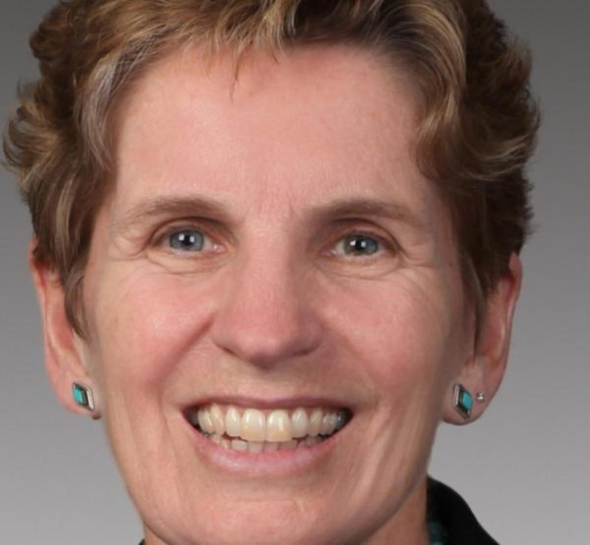 Kathleen Wynne, Minister of Municipal Affairs and Housing, and of Aboriginal Affairs